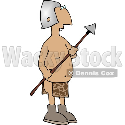 Spear Clipart by Dennis Cox | Page #1 of Royalty-Free Stock ...