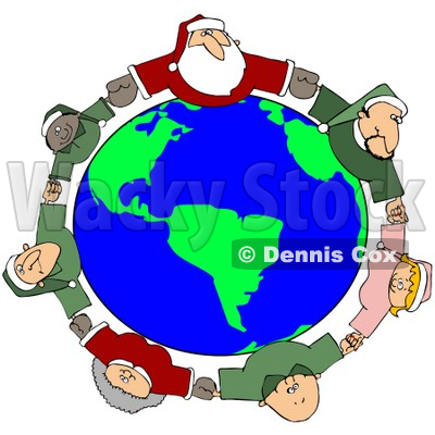 cooperation clipart. Royalty-Free (RF) Clipart
