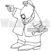 Cartoon Male Jeweler © djart #1698755