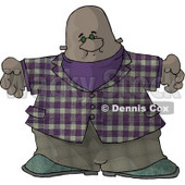 Fat Albert Clipart Picture © djart #5968